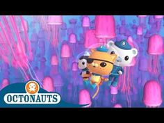 Octonauts - The Pink Jungle | Cartoons for Kids - YouTube