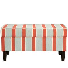 Found it at Wayfair - Eze Cotton Upholstered Storage Bedroom Bench
