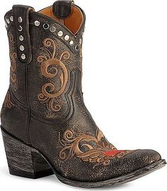 Womens Old Gringo Boots - Little G