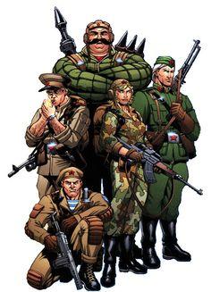 The Oktober Guard: G.I.Joe...