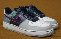 Sample: Nike Air Force 1 Low South Beach