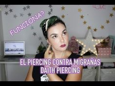 DAITH PIERCING. Quita las migrañas? MI EXPERIENCIA - YouTube