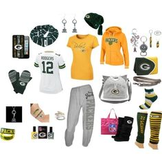 Green Bay Packers outfits