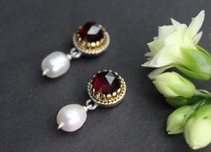Trachtenschmuck Ohrstecker Sissi - Schmuck Steiner Sissi, Pearl Earrings, Pearls, Jewelry, Fashion, String Of Pearls, Stud Earring, Pearl Jewelry, Dirndl