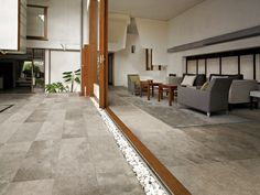 Antalya White limestone Tiles - modern - tile - london - by Tiles ...