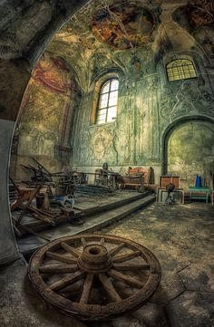 memories to the past by Pati Makowska on 500px --- Building not stated.  Poland