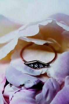 Workhorse Eike Diamond Ring