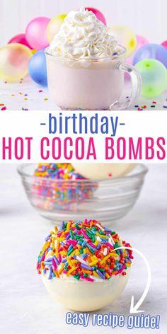 Hot Chocolate Gifts, Chocolate Melting Wafers, Homemade Hot Chocolate, Hot Chocolate Bars, Hot Chocolate Mix, Chocolate Filling, Hot Chocolate Recipes, Chocolate Coffee, Bomb Drinks