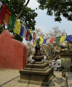 Prayer flags- Nepal  #colors