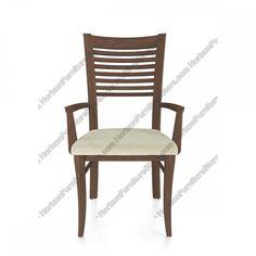 Canadel Custom Dining Arm Chair - CHA 0229