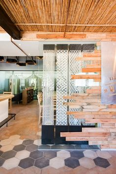Wild Clover Breweries in Stellenbosch, South Africa, designed by Inhouse Brand Architects: www. Brewery Design, Restaurant Design, Brewery Interior, Cozy Fashion, Tasting Room, Commercial Design, Office Interiors, Home Brewing, Built Ins