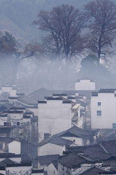 Shicheng Village, Wuyuan, Jiangxi, China