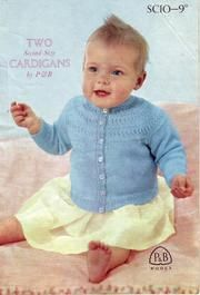 Patons 4648 Cardigans