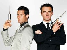 My favorite show of all times :)   Nip Tuck! I will always love Sean and Christian :)