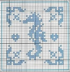 no color chart available, just use the pattern chart as your color guide. or choose your own colors. Biscornu Cross Stitch, Cross Stitch Sea, Cross Stitch Animals, Cross Stitch Charts, Cross Stitch Designs, Cross Stitch Embroidery, Embroidery Patterns, Cross Stitch Patterns, Crochet Cross