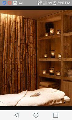 Massage waiting room at life time fitness becky 39 s custom - Decoracion reiki ...