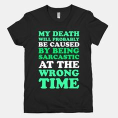Yup. And I can think of a few friends who this also applies to, ummmmm @Melissa Solecki #t-shirt #camiseta #freak #friky #friki #camisetaes