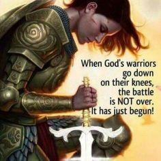 Armor of God and me. Spiritual Warfare Prayers, Spiritual Quotes, Spiritual Authority, Spiritual Warrior, Warrior Quotes, Prayer Warrior, Warrior Spirit, Faith In God, Women Of Faith