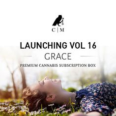 Launching Vol 16 | Grace #grace #CannabisCulture #cannabisConnoisseur #Subscriptionbox #Mbox #420 #Clubm #Cannabis #highlife #215  #Regram via @joinclubm