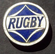 RUGBY AUTOMOBILE Badge