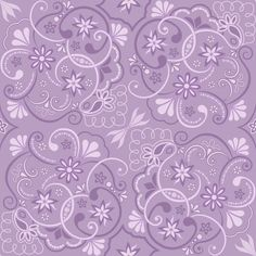 Produtos para decoração de Sala, Quarto, Cozinha, Banheiro, deixe sua casa com estilo. Poster Background Design, Background Patterns, Purple Backgrounds, Wallpaper Backgrounds, Molduras Vintage, Scrapbook Paper, Scrapbooking, Flowery Wallpaper, Queen Art