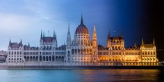 """Gallery of See Budapest's Landmarks in a New Light with Greg Florent's """"Budapest Daynight"""" - 1"""