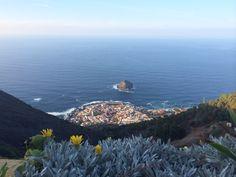 Garachico in Santa Cruz de Tenerife, Canarias