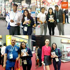 We had a rich harvest at Canton Fair 2016 (April, Spring). Thousands of people from around the world have been flocking to the event. Are you there now? See you around!