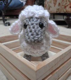 Crochet Sheep- Free Pattern