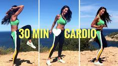 30 Minute Cardio Fat Burner Routine | Full Body Workout