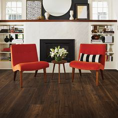 With Dark Pergo Max Premier Chateau Maple Flooring This