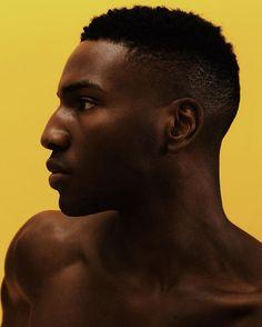 @lloydtheabstrac #melanin