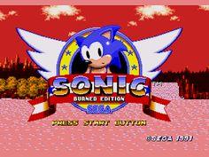 Sonic 1: Burned Edition