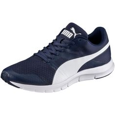 Puma Flexracer Men's Running Shoes (€54) ❤ liked on Polyvore featuring men's fashion, men's shoes, men's athletic shoes, puma mens shoes, mens athletic shoes, mens running shoes, mens lightweight running shoes and mens lace up shoes