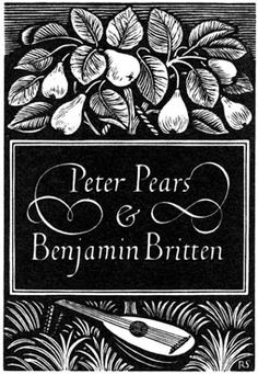 REYNOLDS STONE, wood-engraved bookplate
