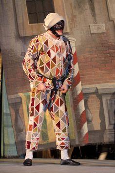 commedia dell'arte carnevale di venezia