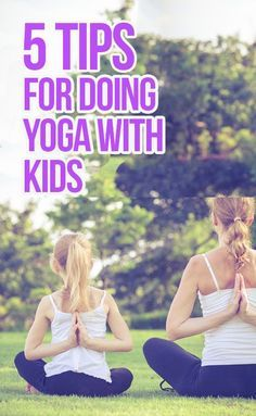5 Easy Techniques To Teach Yoga To Your Kids – Medi Idea