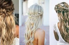 As an important part of your wedding day, we go crazy over chic wedding hairstyles for long hair. With this gallery of soft waves, braids,...
