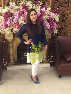 Amber Gohar Simple Outfits, Casual Outfits, Designer Dresses, Designer Kurtis, Eastern Dresses, Pakistan Fashion, Short Dresses, Formal Dresses, Pakistani Outfits