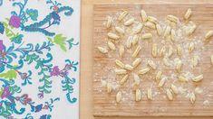 Como fazer macarrão cavatelli