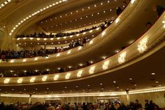 Become inspired at Atlanta Symphony Hall