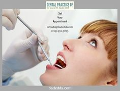 """The treatment may as well require therapies or in some extreme cases, surgical or other procedures, so, wait no more. Call us today to set your appointment with the skilled dentist at 𝐁𝐚𝐝𝐞 𝐃𝐃𝐒! """"Hit the Save button if you don't mind"""" Dentist Near Me, Best Dentist, Dental Health, Dental Care, Tooth Decay In Children, Oral Surgery, Dental Problems, Dental Services, Cosmetic Dentistry"""