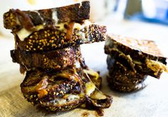 Grilled Cheese & Onions