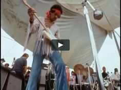 """This is """"Jimi Hendrix - Star Spangled Banner (Woodstock 1969)"""" by radiodancingdays on Vimeo, the home for high quality videos and the people who love them."""