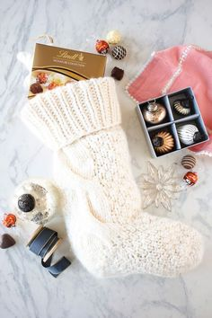 Stuff your stockings with The Lindt Signature Collection for a sweet delight. Click to find more holiday Lindt-spiration on our blog! [Promotional Pin]