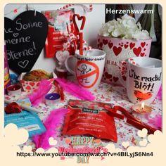 https://www.youtube.com/watch?v=4BILyjS6Nn4 Ich bastel was für meine Single Freundinnen :-D als Anti-Valentinstags Geschenk :-D