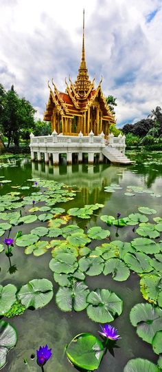 Rama IX Park, Bangkok, Thailand                                                                                                                                                                                 More