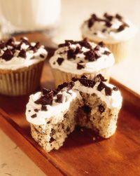 cookiesncream cupcakes