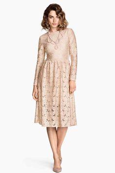 Vestido de encaje | H&M