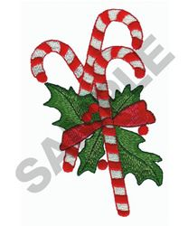 CANDY CANES embroidery design from embroiderydesigns.com Embroidery Supplies, Machine Embroidery Designs, Christmas Embroidery, Candy Canes, Pattern, Crafts, Snow, Winter, Winter Time